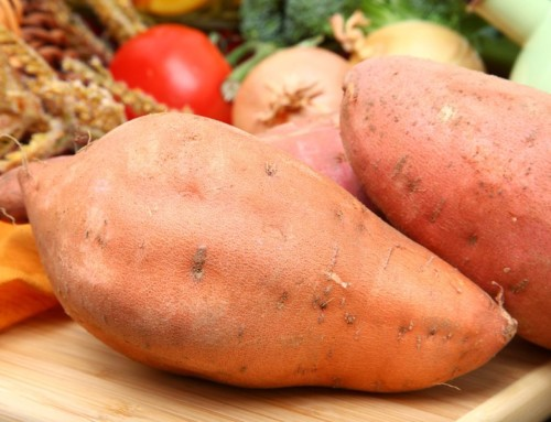 That's One Powerful (Sweet) Potato!