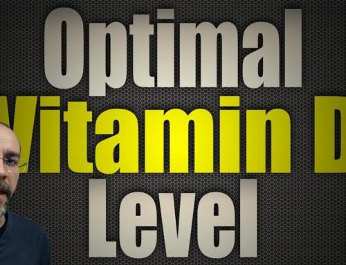 Optimal Vitamin D Lab Value